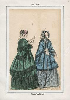 Ladies' Cabinet May 1846 LAPL