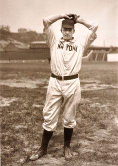 Christy Mathewson, New York Giants, 1904