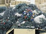 Send us your old Christmas lights for recycling and we'll send you a coupon good for off everything on our site. Recycled Christmas Decorations, Recycled Christmas Tree, Old Christmas, Xmas Ornaments, Christmas Wreaths, Christmas Stuff, Christmas Crafts, C9 Christmas Lights, Holiday Lights