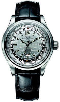 @ballwatchco Worldtime #bezel-fixed #case-depth-12-5mm #case-material-steel…