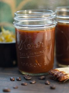 Citrus sweet and spicy with a punch of coffee flavor will make this Spicy Orange and Coffee BBQ Sauce jazz up all your BBQ meals. This is an easy BBQ sauce to make, just put all the ingredients in a pot and simmer for 45 minutes. Serve with pork, chicken, beef or fish, …