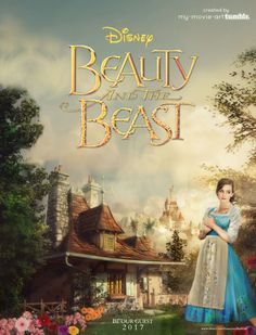 flirting quotes about beauty and the beast 2017 movie trailer
