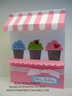 Create a Cupcake Bakery