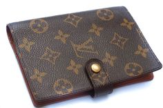 Louis Vuitton Agenda PM Monogram Notebook