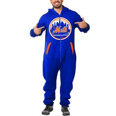 New York Mets Unisex One Piece Klew Suit - MLB.com Shop