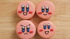Kirby Macaroons :)