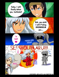 inuyasha funnys | For you Kogua/InuYasha Fans.