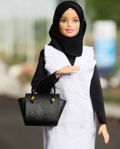 Face is painted with the acrylic pigment. 26 Best Hijab Barbie Ideas Hijab Barbie Barbie Barbie Fashion