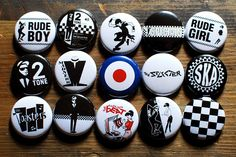 Pretty sure I had all of these on my flight jacket.
