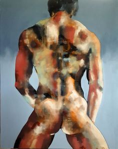 Buy 5-15-18 male back study, Oil painting by Thomas Donaldson on Artfinder. Discover thousands of other original paintings, prints, sculptures and photography from independent artists.