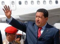 Afro-Latin American - The late President Hugo Chávez was the first afrodescendiente to serve as head of state of Venezuela.