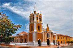 Iglesia de Coro, Venezuela