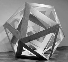 Geometrical Architecture by Anne Tyng