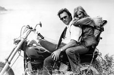 "Clint Eastwood & Sondra Locke in the Eastwood-directed ""The Gauntlet."""