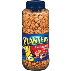 Of course!  Mr Peanut Jars of Peanuts!