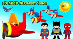 Phonics Song Cartoon Rhymes For Kids | The ABC Nursery Song for Children BTW,I am Leon from China,and I will be a resident one here.Need anything Such as 50 sets kids superhero capes and masks,go to http://www.aliexpress.com/item/1-Cape-1-Mask-kids-superhero-capes-Halloween-black-super-hero-cape-Superman-Spiderman-for/32369092054.html