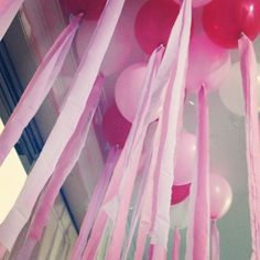 Love this idea, Will be using balloons to decorate a lot more this year