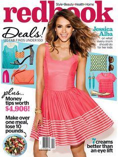 April 2014: Jessica Alba