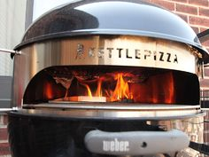 Kettle Pizza: A pizza kit for your weber charcoal grill