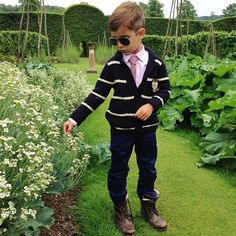 alonso-mateo - most stylish 5 yr old in the world