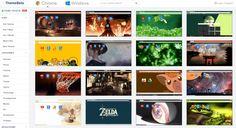 Google Chrome Themes