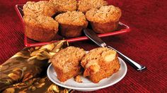 Ginger Apple Muffins