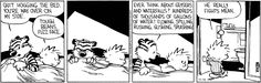 Calvin and Hobbes by Bill Watterson for Nov 16, 2017 | Read Comic Strips at GoComics.com