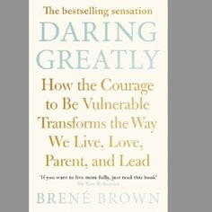 Brene Brown  #goodreads #books #recommendations www.amplifyhappinessnow.com