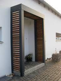 Vordach Modern bildergebnis für vordach holz modern   cool house ideas   pinterest