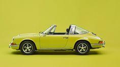 The Oldie But Goodie 1968 Porsche 911 Targa