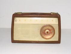Antique Vintage Retro Radi Grundig 1950 / 1960 by Vintage4Moms