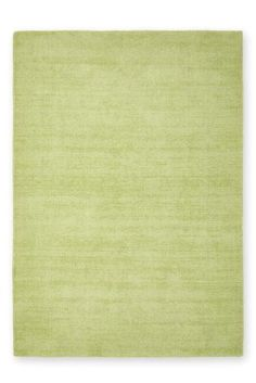 Green Wool Tonal Rug