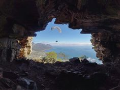Discovering hidden secrets on @LionsHeadCT today and found this epic cave!! #MeetSouthAfrica