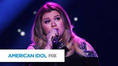 """Kelly Clarkson Performs """"Piece by Piece"""" - AMERICAN IDOL"""