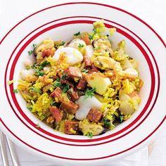 Recept - Eenvoudige paella - Allerhande