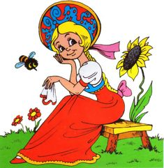 Красочные иллюстрированные сказочные персонажи png. Обсуждение на LiveInternet - Российский Сервис Онлайн-Дневников