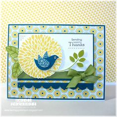 Betsy's Blossoms by stamptek - Cards and Paper Crafts at Splitcoaststampers