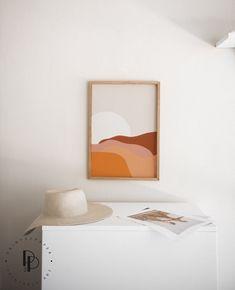 Minimalist Painting, Minimalist Art, Bohemian Wall Art, Boho Decor, Poster Print, Modern Wall Art, Modern Decor, Fashion Wall Art, Kitchen Wall Art