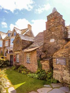 Old Post Office, Tintagel, Cornwall | by photphobia