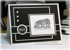 airbornewife's stamping spot: OWH Sketch Challenge #115.......... DAD