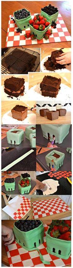 it's cake!!