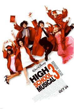 High School Musical 3. It was remind me of my first date :)