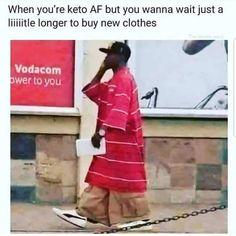 Diet Funny Memes when you're keto af Diet Meme, Diet Humor, Food Humor, Best Keto Diet, Keto Diet Plan, Atkins Diet, Keto Meal, Diet Soup Recipes, Low Carb Recipes