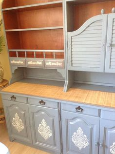 Diy Cleaning Products, Painting Cabinets, Type 3, Facebook, Storage, Life, Furniture, Home Decor, Purse Storage