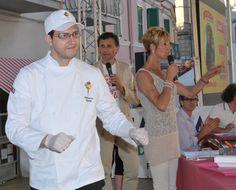 www.gelatoartigianalefestival.it Umberto Spada di Pescara gelateria il chicco d'oro