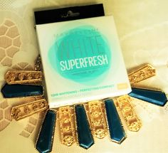 Beauty & Beyond: Maybelline White Superfresh Compact Review