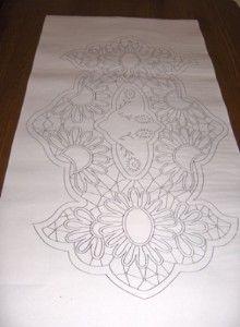 romanian point lace Macrame Patterns, Lace Patterns, Embroidery Patterns, Needle Lace, Bobbin Lace, Diy And Crafts, Arts And Crafts, Romanian Lace, Teneriffe