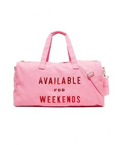 6c63c1e22486 Luggage & Travel Gear, Travel Duffles,ban.do Women's Getaway Duffle Bag -  Available for Weekends - CS1863Y4UWZ #Luggage #TravelGear #Men #style  #fashion ...