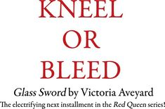 Glass Sword by Victoria Aveyard The Red Queen Series, Glass Sword, Victoria Aveyard