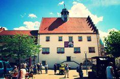 Am Marktplatz - Rathaus #freyburg